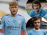 Man City starlet Tommy Doyle makes Premier League debut after BOTH his grandads starred for club