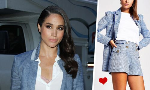 Remember what Meghan Markle wore on the Today show in 2016? Well, it's back in fashion