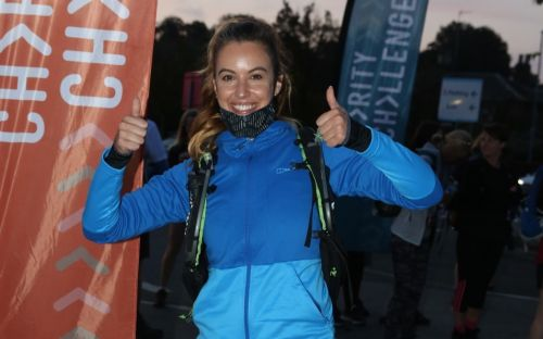 And they're off! Celebs and Metro.co.uk readers take on London's '10 Peaks' for charity