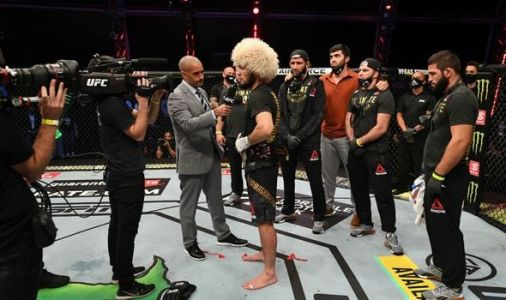 Khabib retires: Full transcript as emotional Nurmagomedov calls it a day after UFC 254