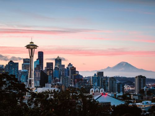 Seattle has become the battleground for tech giants Google, Facebook, Amazon, and Microsoft. Here's how that's keeping real-estate deals going despite the pandemic