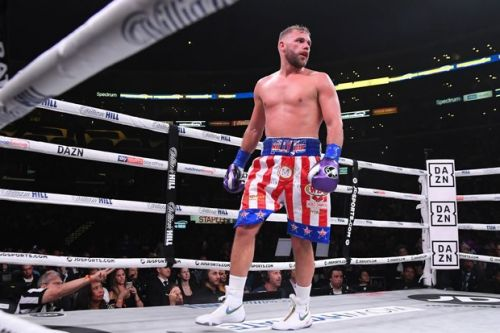 How to watch Billy Joe Saunders v Martin Murray - Fight date, undercard, TV and live stream details