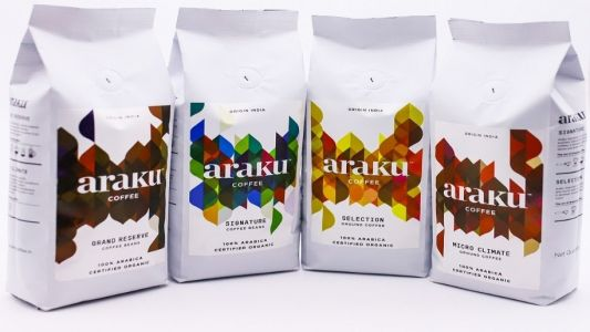 Araku Coffee launches in India