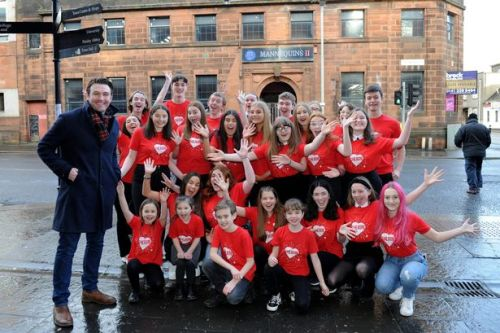 Paisley's PACE is leading the way by opening Scotland's first dedicated children and young people's theatre