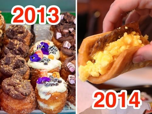 15 major ways breakfast foods have changed over the past decade