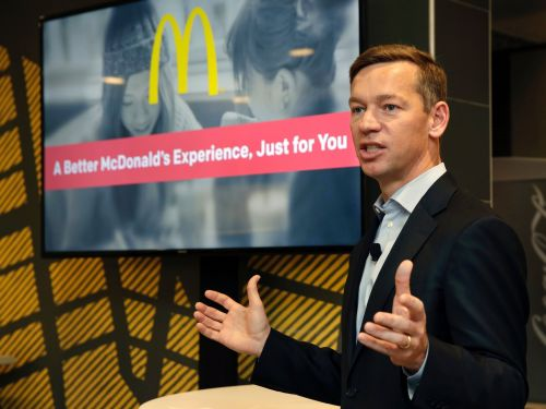 McDonald's new CEO is tackling the fast-food giant's reputation problem from the inside