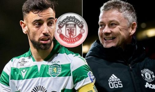 Sporting target jets in to seal transfer as Man Utd handed boost over Bruno Fernandes move