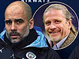 Petit believes Man City's European ban could be an opportunity for Guardiola to leave the club