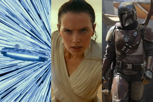 EVERY new Star Wars movie and TV series announced so far