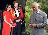 Prince Charles had planned to 'expand' Meghan Markles and Prince Harry's role in the monarchy