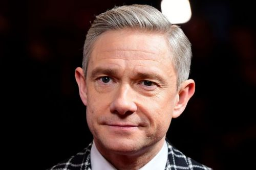 Hobbit star Martin Freeman admits to smacking his kids and calling them 'little f******'
