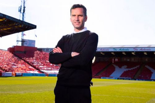 Stephen Glass claims Celtic made last gasp bid to try and keep Scott Brown