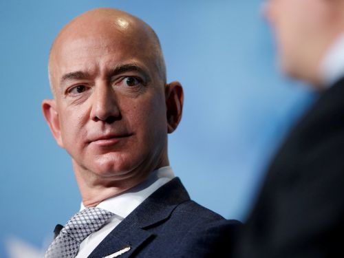 Jeff Bezos' phone was reportedly hacked by Saudi crown prince Mohammed bin Salman