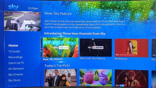 Here's how to check if your Sky Q box supports the HDR update