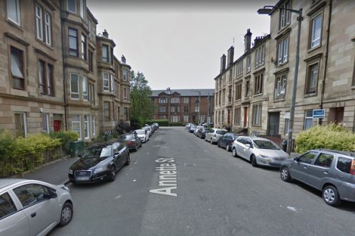 Two men in court after man 'hit with car and stabbed' in Glasgow