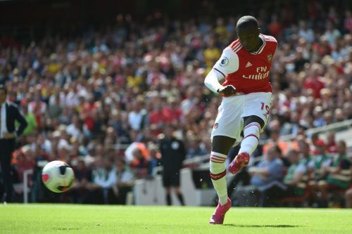 Nicolas Pepe reveals Arsenal transfer was 'logical choice' amid reported interest from Liverpool