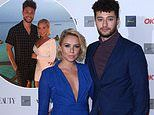 Gabby Allen 'dumped Myles Stephenson after she caught him exchanging flirty messages on Instagram'