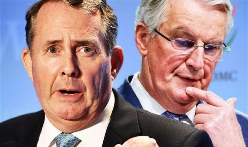 'UK should be free' Liam Fox issues last second warning about EU dictating Brexit terms
