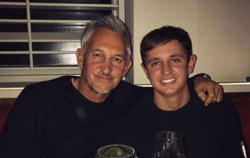 Gary Lineker's son George signs up to be NHS volunteer after recovering from coronavirus-like symptoms
