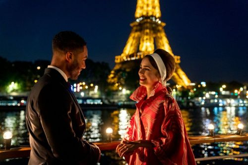 Emily In Paris season 2: Lily Collins heads on romantic date with new love interest in first look pictures