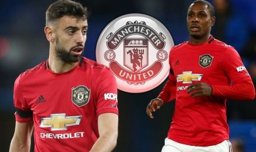 Man Utd star explains how Bruno Fernandes and Odion Ighalo are settling in at Old Trafford