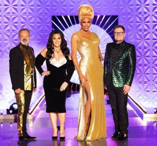 RuPaul's Drag Race UK Series 2 Is Finally Getting Back On Track, Says Alan Carr