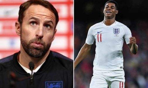 Marcus Rashford: England star WITHDRAWS from Three Lions squad - could miss Man Utd games