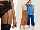 John Lewis reveals 'modest' Brits are turning their back on sexy outfits