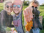 Diamond Wings! Man proposes to girlfriend after hiding a engagement ring inside her KFC meal