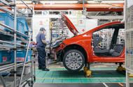 UK new car output up 930% over 2020 but far below 2019 levels
