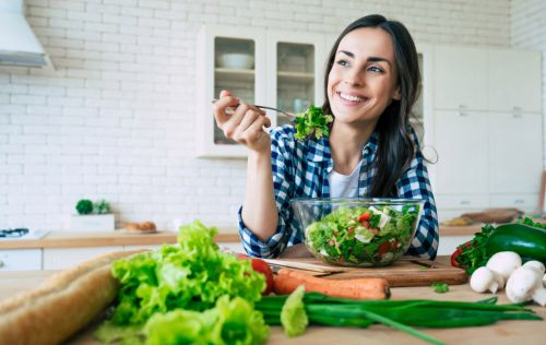 Hyperfoods: What to eat to boost your health - plus two anti-cancer recipes