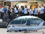 Man City forced to delay pre-season tour of China after plane troubles