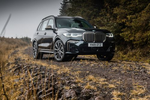 BMW X7 review - is BMW's biggest SUV worth the extra over an X5?