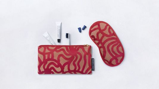 Finnair reveals amenity kit for Chinese New Year