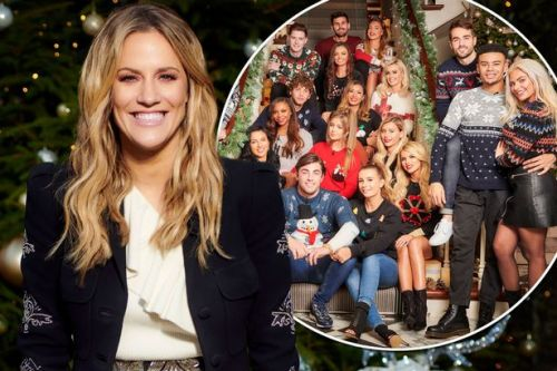First look at Love Island Xmas Reunion INCLUDING on-off Dani Dyer and Jack Fincham