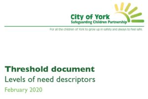 City of York: Safeguarding support for children updated and improved