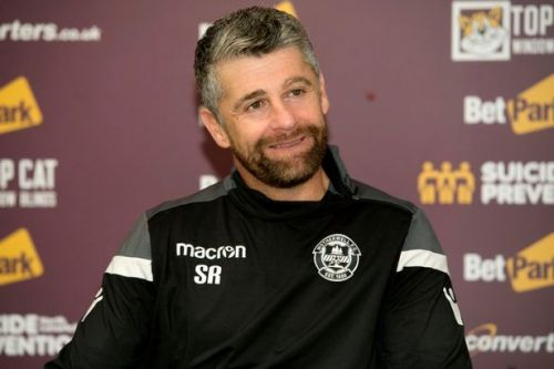Stephen Robinson targeted by Doncaster Rovers with Motherwell boss on League One club's shortlist