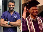 Man graduates from same university where he started as a janitor a decade ago