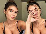 Lori Loughlin's daughter Olivia Jade shows off chest in first Instagram photo in five months