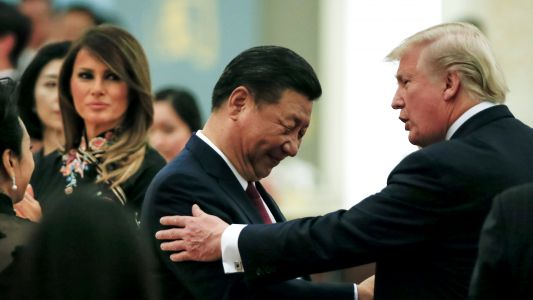 Donald Trump gloats as China's GDP growth slows to 27-year low