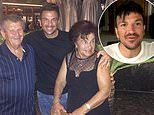 'It's so tough': Peter Andre fears for his elderly parents amid coronavirus travel restrictions
