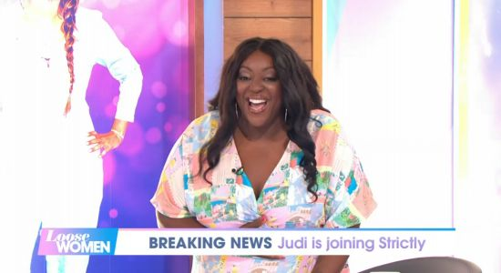 Strictly Come Dancing 2021: Loose Women star Judi Love joins line up
