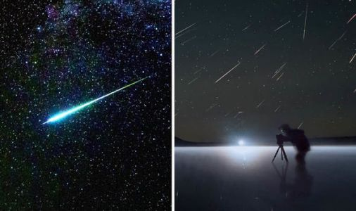 Orionids 2018: How to see Orionid meteor shower TONIGHT