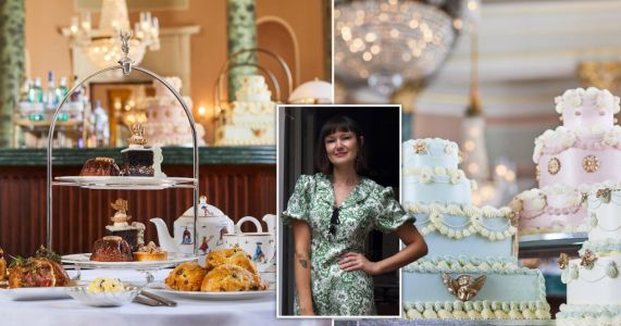 Baker Lily Vanilli is launching a Regency-inspired afternoon tea
