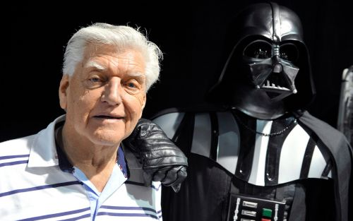 Darth Vader actor Dave Prowse dead aged 85