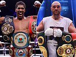 Anthony Joshua vs Tyson Fury: The key questions answered ahead of fight announcement