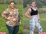 285lb cattle rancher loses 122LBS without going to the gym