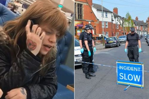 Leicester 'murder': First picture of woman, 27, found dead in burning flat
