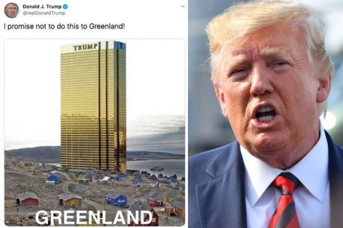 Donald Trump cancels meeting with Danish PM after she refuses to sell Greenland
