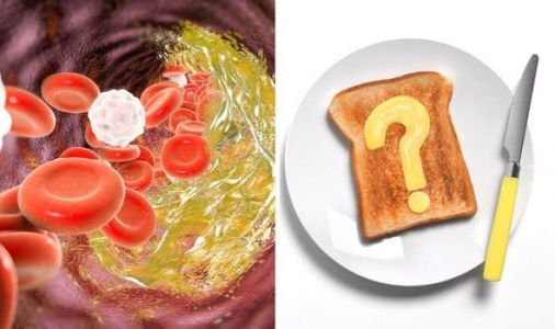Cholesterol diet: The four food groups that lower your cholesterol